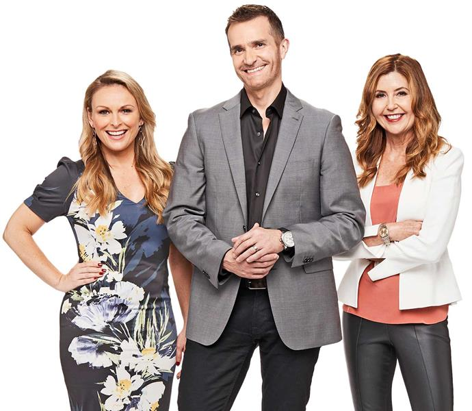"Mel with fellow experts [John Aitken](https://www.nowtolove.co.nz/celebrity/mafs/mafs-expert-john-aiken-seeks-psychological-to-deal-with-drama-41064|target=""_blank"") and [Trisha Stratford](https://www.nowtolove.co.nz/lifestyle/sex-relationships/mafs-expert-dr-trisha-stratford-finds-the-love-of-her-life-40287