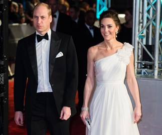 prince william and kate middleton BAFTAs 2019