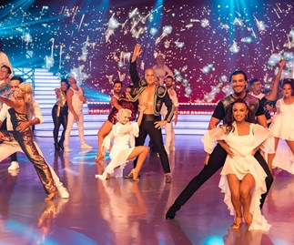 All the glitzy highlights from Dancing With The Stars' opening night