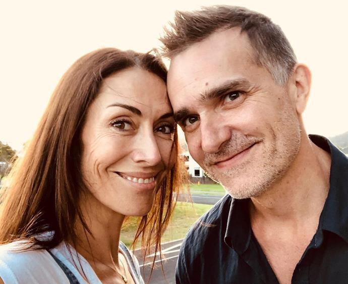 John and his Kiwi wife Kelly Swanson-Roe. *Photo: Instagram/johnaikenlive*