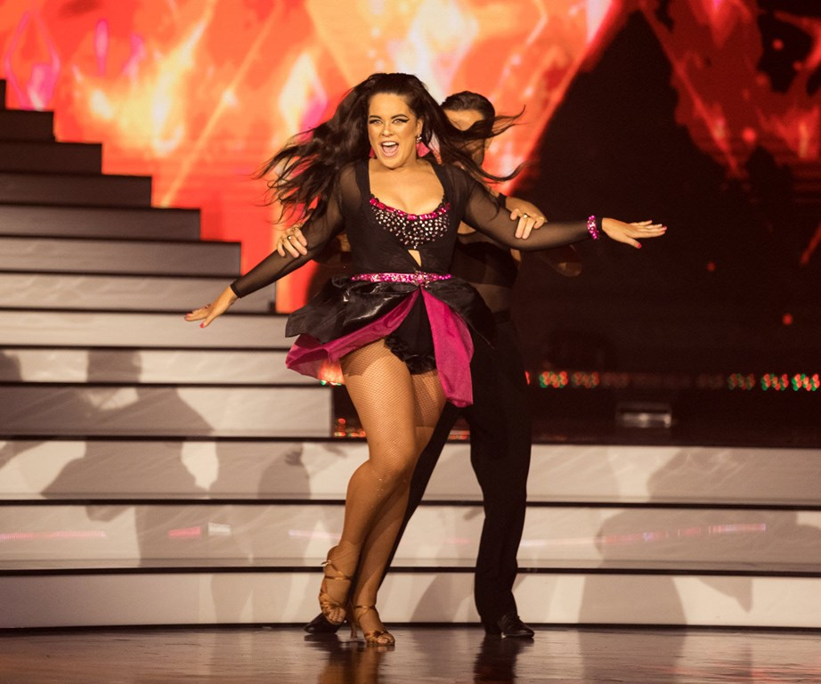 Last year's runner-up Laura Daniel will be a judge on *Dancing With The Stars* NZ in 2020, but there may not be a live audience this year.