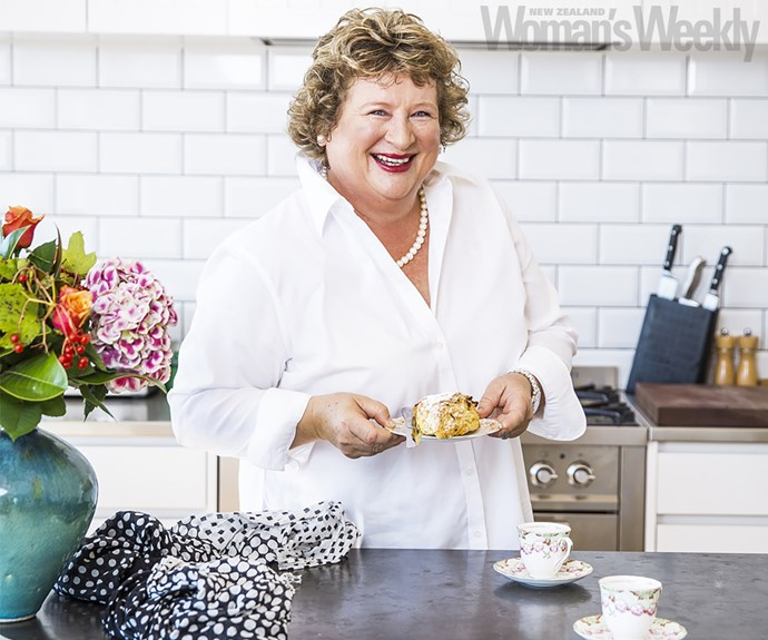 Annabelle White Kitchen scones