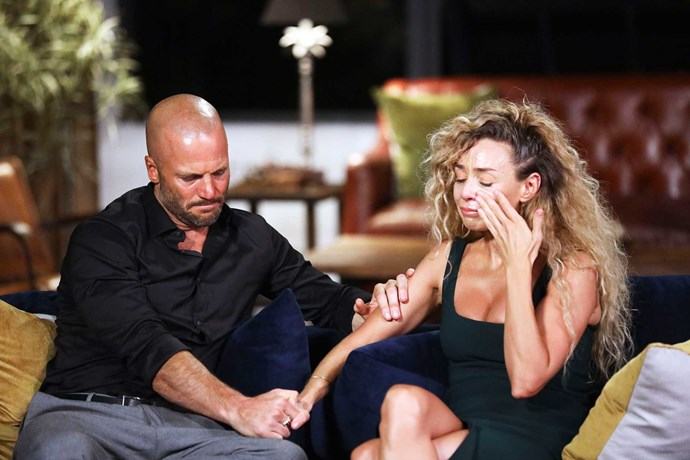 Heidi and Mike were emotional as they talked to the experts about their split.