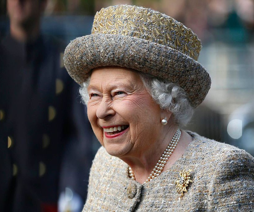 The Queen is known for her humour and quick wit. *(Image: Getty)*