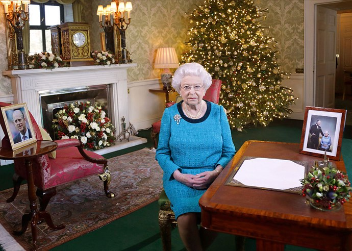 What's Christmas Day without the Queen's Christmas broadcast? This has been a tradition of the British monarchy since 1932 when King George V delivered a three-minute wireless message, penned for him by poet and writer Rudyard Kipling.