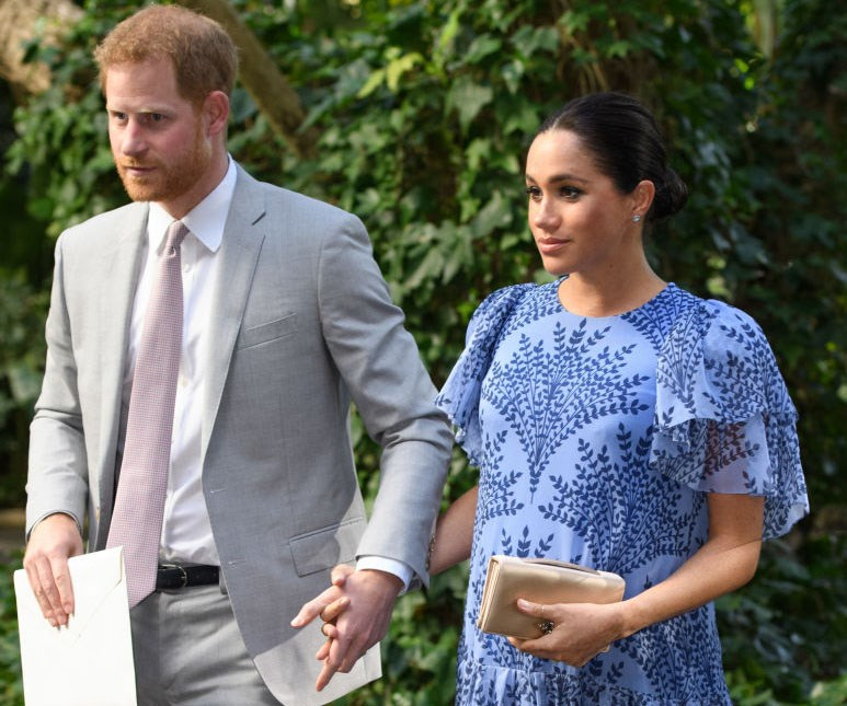In the past Meghan was an avid Instagrammer and ran her own lifestyle blog, so it's no surprise she'd be more than keen to run the Sussex Royal instagram account. *(Image: Getty)*