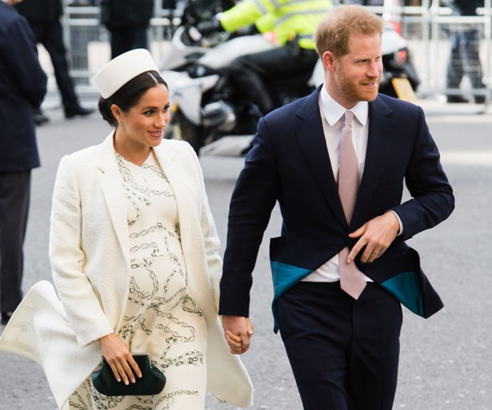 New house, new baby, new continent? Prince Harry and Duchess Meghan look set to be moving to Africa