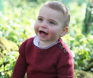 Prince Louis looks absolutely adorable in these newly released official photographs ahead of his 1st birthday