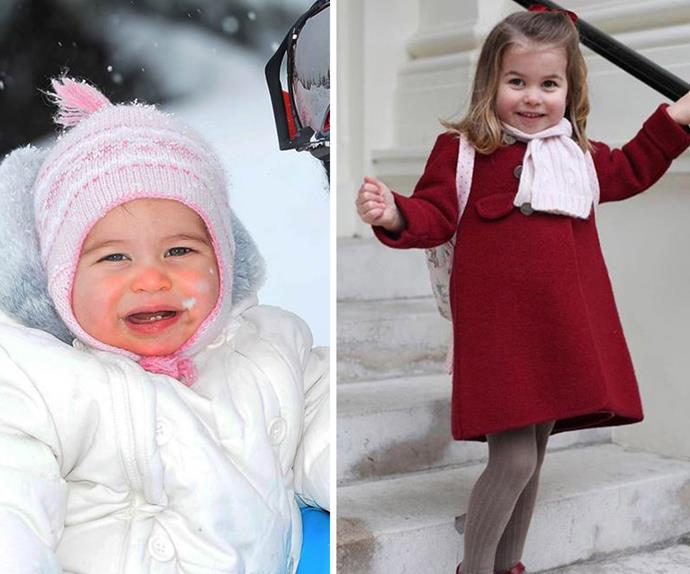 princess charlotte birthday