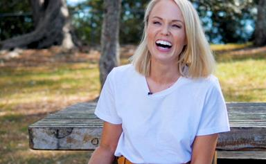 Carolyn Taylor's epiphany since her return to TV on Dancing With The Stars