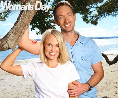 Dancing with the Stars' Carolyn Taylor and her biggest supporter - husband Wes
