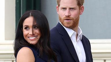 Has Buckingham Palace accidentally revealed the name and gender of Baby Sussex?
