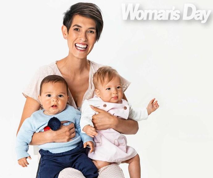 Meet the inspiring Kiwi mum who battled bowel cancer while pregnant