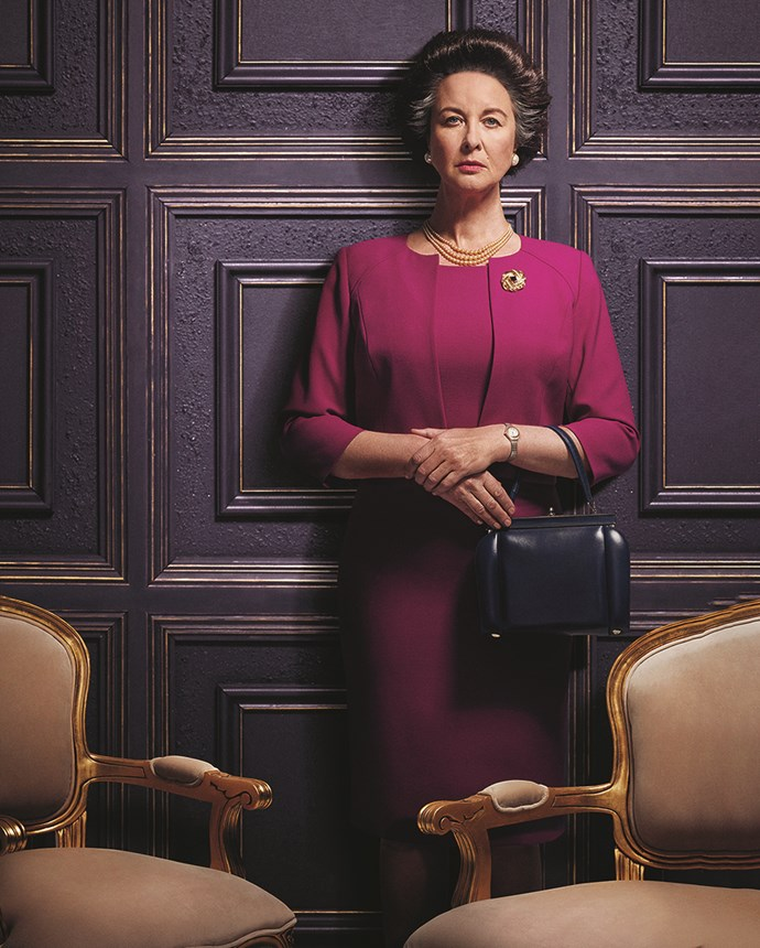 Long may Theresa reign in *The Audience*.