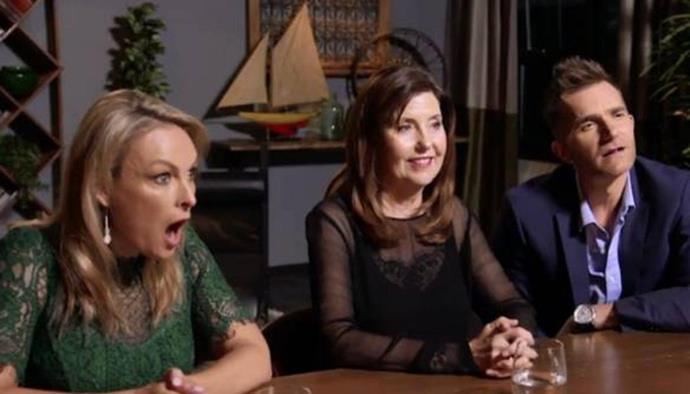 Mel Schilling's reaction when Sean and Tracey kissed at the reunion episode perfectly summed up how we were all feeling.