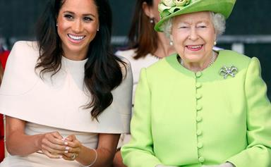Here's how the Queen is reportedly planning to celebrate Duchess Meghan's birthday