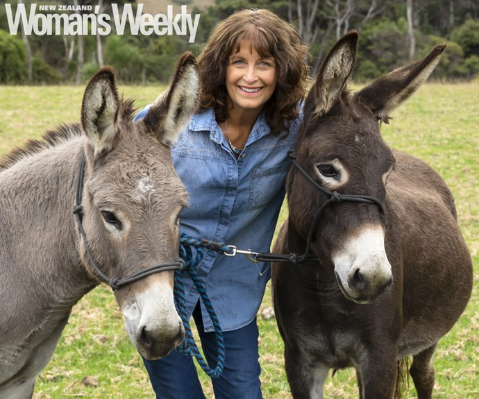 Animal Wrangler Rosie Mills