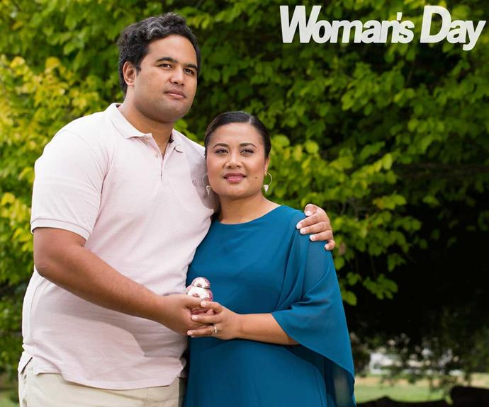 The grieving Waikato couple who carry their newborn daughter's ashes everywhere they go