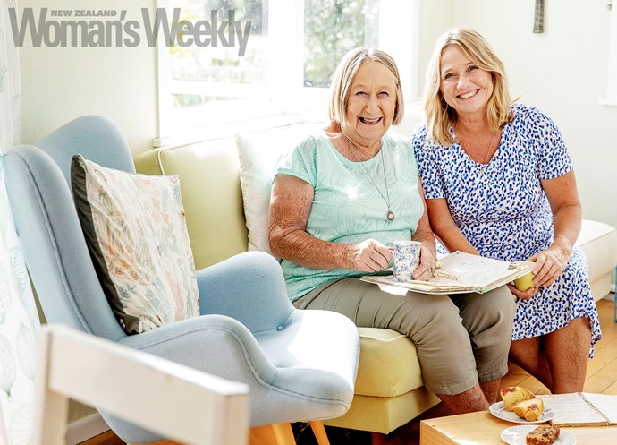 Despite all the years they've cooked together, Carole and Nici say they're still learning from each other.