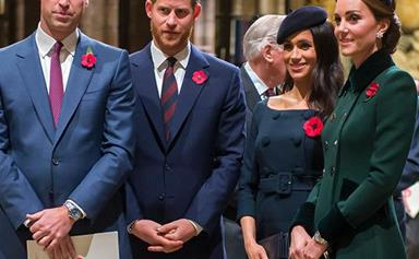 Here's why Duchess Meghan and Prince Harry unfollowed Duchess Catherine and Prince William on Instagram