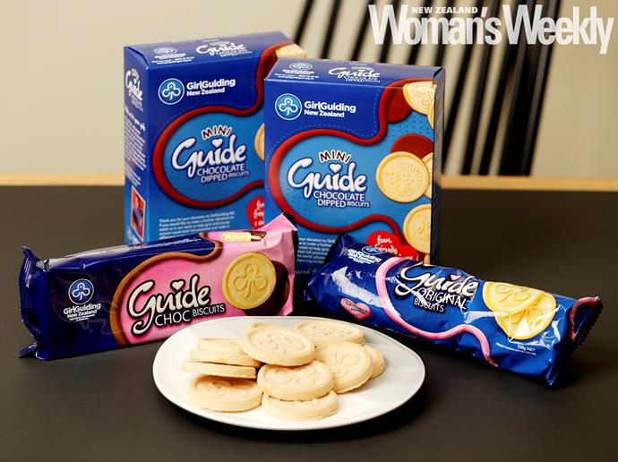 This year was the last chance for Kiwis to enjoy the classic Girl Guide biscuit, which has been consigned to history.