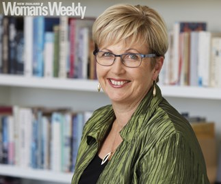 Girl Guiding NZ Chief Executive Susan Coleman