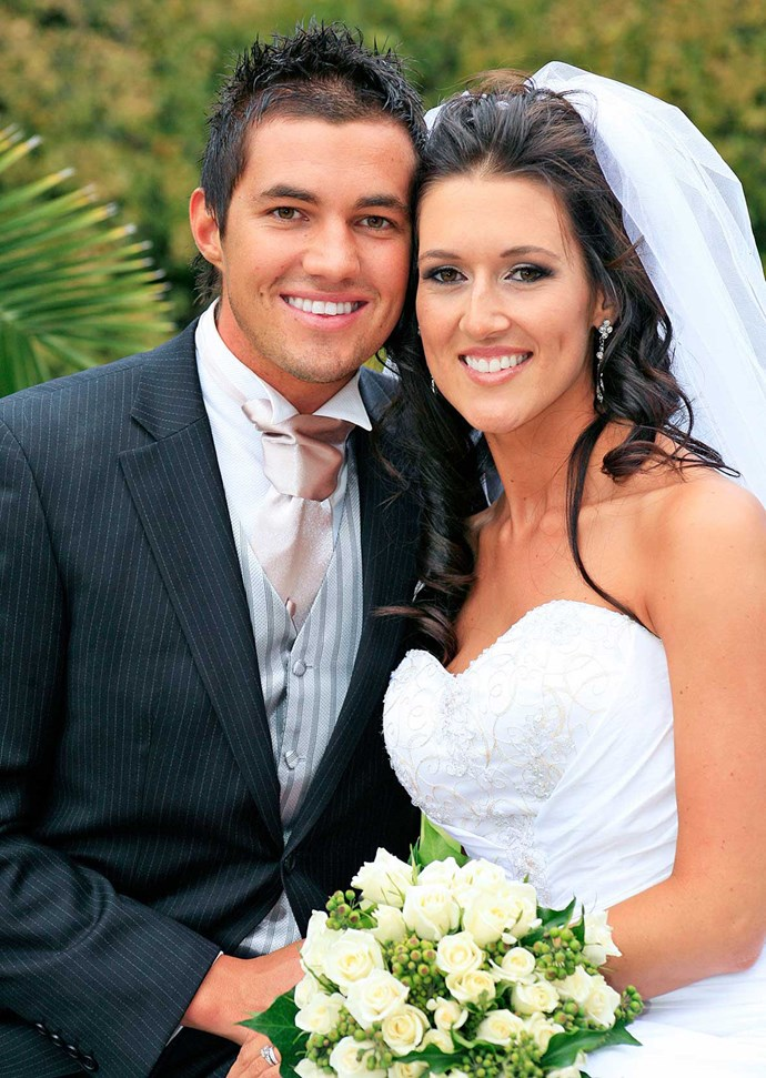 Clint and Jamie married in 2009.