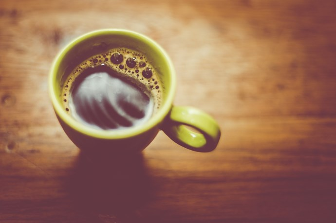 While a cup of black coffee won't break you out of your fast, if you're adding milk and sugar to the mix, you may be putting yourself on the back foot. *(Image: Getty)*