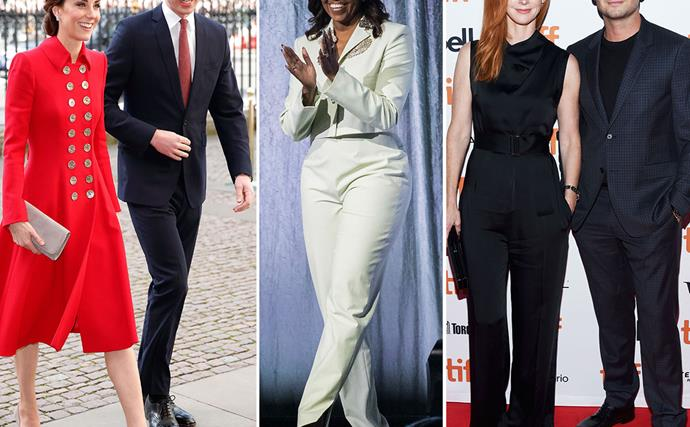 kate middleton prince william michelle obama sarah rafferty patrick j adams