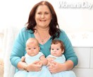 After $70,000 spent on IVF Sharee Welch can finally hold her miracle twins