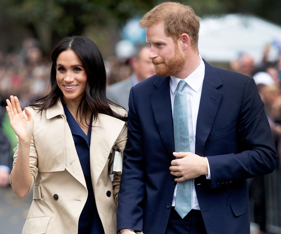 Meghan will undertake all her engagements in South Africa, while Prince Harry will undertake additional engagements in Angola, Botswana and Malawi. *(Image: Getty)*