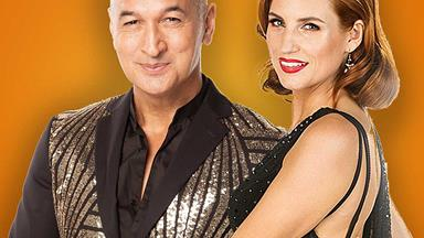 Samantha Hayes reveals what she really thinks of Mike McRoberts' ability on Dancing With The Stars