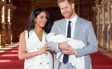 Archie Harrison: What's the meaning behind Baby Sussex's name?