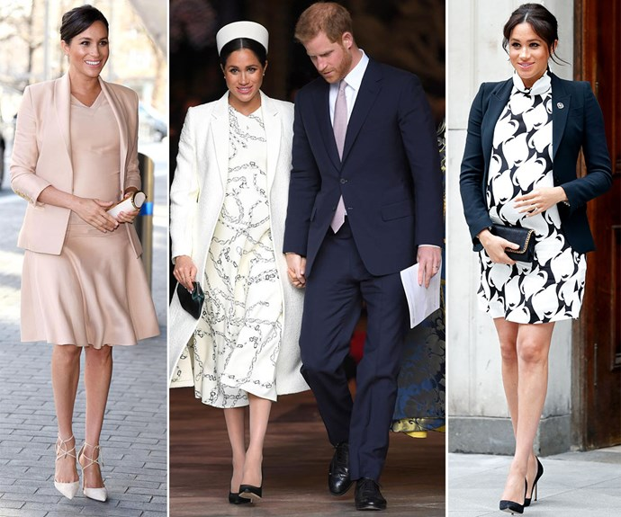 sweetest moments throughout meghan's pregnancy