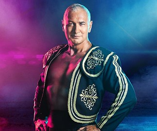 Mike McRoberts dishes on spray tans and getting his abs out on Dancing With The Stars