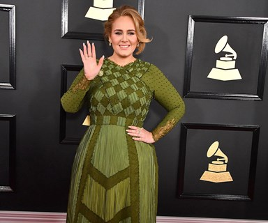 Adele reveals how she's learning to love herself after her divorce