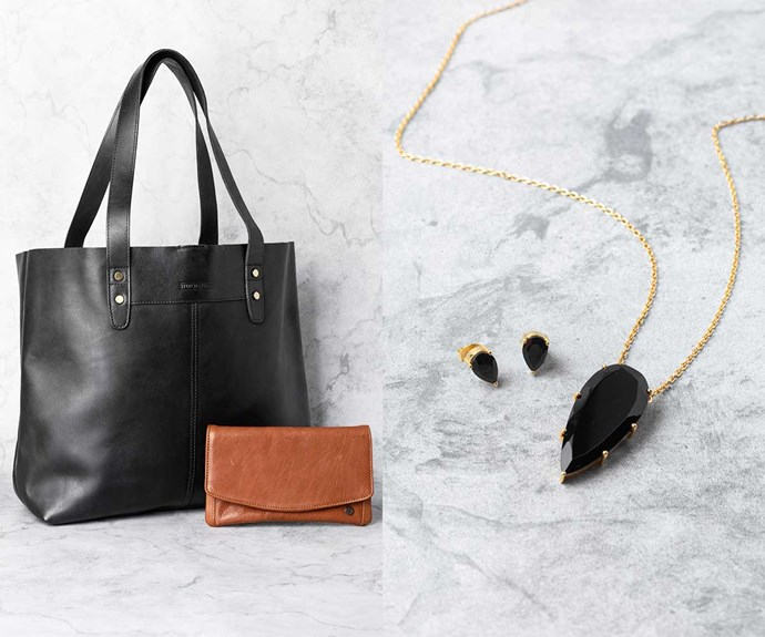Win the NEXT June Bag Giveaway from Stitch & Hide and Silk & Steel