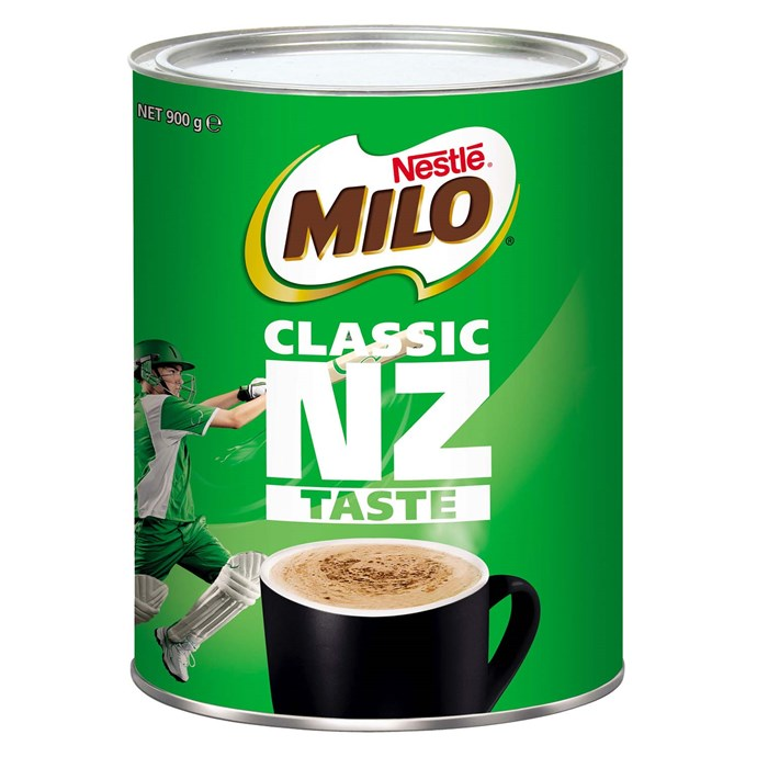 Milo - a Kiwi pantry staple until they changed the flavour. Thank goodness they're changing it back!