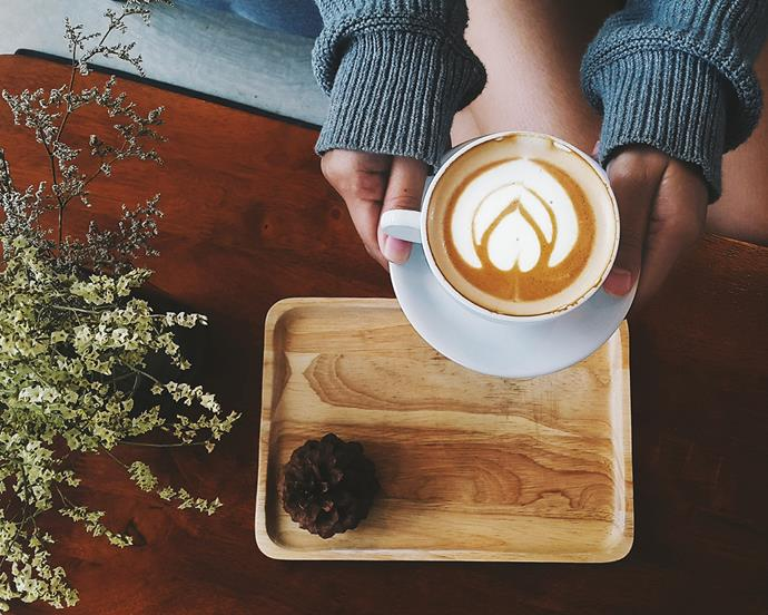 Coffee is a permanent fixture in many people's daily routine, but how many coffees is too much? *(Image: Getty)*