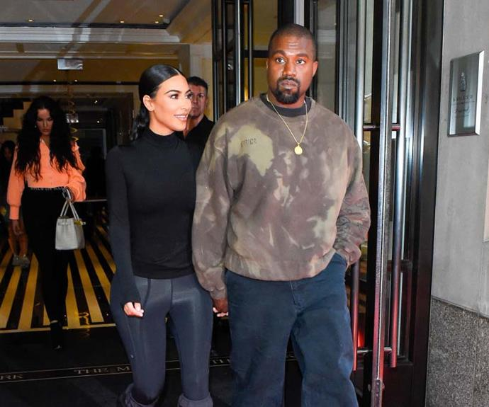 Kim Kardashian West shares the sweetest details about her new fourth baby