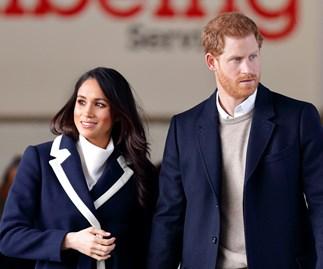 meghan markle prince harry walking