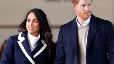 The surprising thing that Prince Harry says he and Duchess Meghan argue about at home