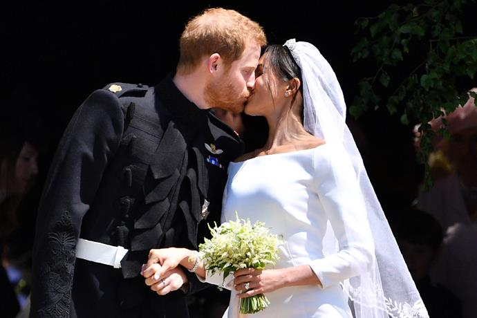"**May 2018: The fairy tale royal wedding** <br><br> And just like that, the day arrived! <br><br> Harry and Meghan, now the Duke and Duchess of Sussex, [tied the knot on May 19](https://www.nowtolove.co.nz/celebrity/royals/prince-harry-meghan-markle-wedding-live-37813|target=""_blank"") in a beautiful ceremony at St George's Chapel at Windsor, with their wedding watched by tens of millions of people across the globe.  <br><br> *(Image: Getty)*"