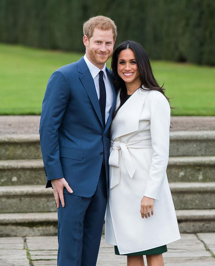 "**November 2017: Harry and Meghan announce their engagement and give the cutest interview** <br><br> And just when we thought it couldn't get any more adorable, it did, [with the announcement of their engagement](https://www.nowtolove.co.nz/celebrity/royals/prince-harry-and-meghan-markle-engagement-ring-details-35403|target=""_blank"")! <br><br> The couple marked the occasion with a photo call at the Sunken Gardens at Kensington Palace (a series of [official portraits followed a month later](https://www.nowtolove.co.nz/celebrity/royals/prince-harry-and-meghan-markle-official-engagement-photos-released-35801