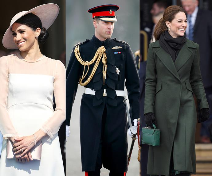 meghan markle prince william kate middleton