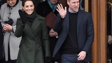 Duchess Catherine and Prince William have finally met baby Archie for the first time