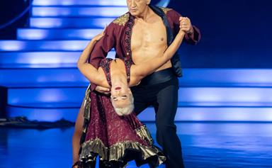 Mike McRoberts' steamiest moments on Dancing With The Stars