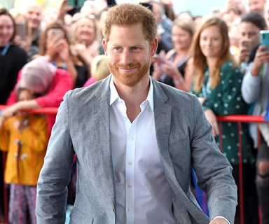 Prince Harry is seriously adorable as he talks about his 'little boy' Archie and reveals he can't imagine life without him