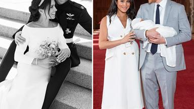 Happy 1st wedding anniversary Prince Harry and Duchess Meghan! A timeline of their beautiful love story