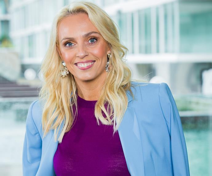 DWTSNZ Judge Camilla Sacre-Dallerup
